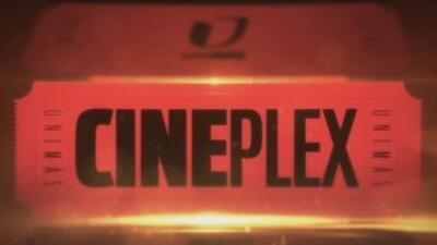 """De lunes a viernes a las 7PM/6C llega el cine a tu casa con """"Cineplex"""""""
