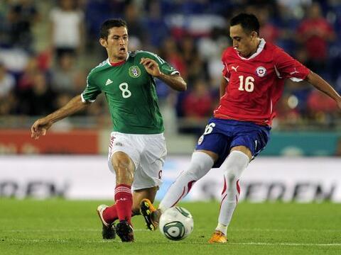 México suma 11 triunfos por 9 derrotas ante Chile, para sorpresa...
