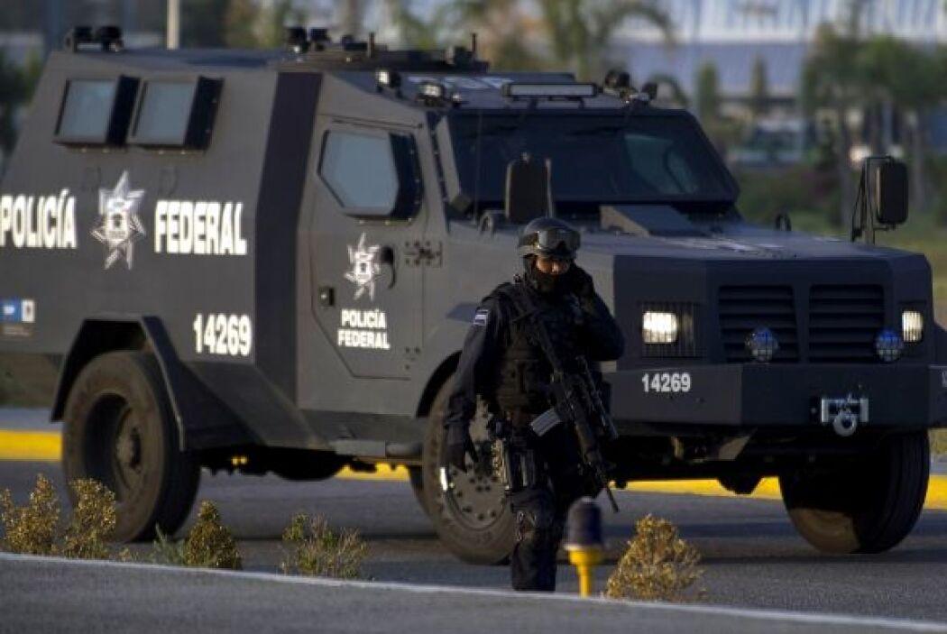 Aunque las autoridades han detenido a algunos integrantes de estos cárte...