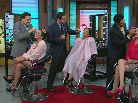 Alan Tacher, Johnny Lozada y Raúl González ''intentaron''...
