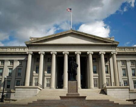 Departamento del Tesoro de EE.UU.