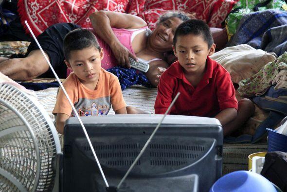 Entre 15 mil a 16 mil niños mexicanos fueron arrestados cruzando la fron...