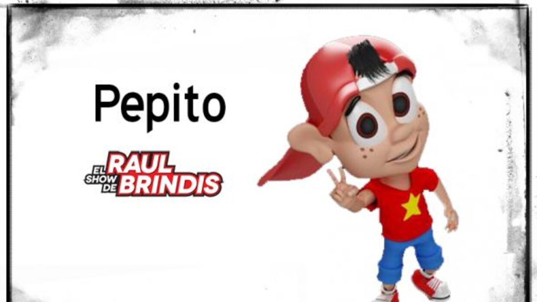 Pepito es el consentido del Show. Sus comentarios graciosos, entre inoce...