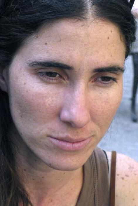 La bloguera cubana Yoani Sánchez denunció el martes que desde el viernes...