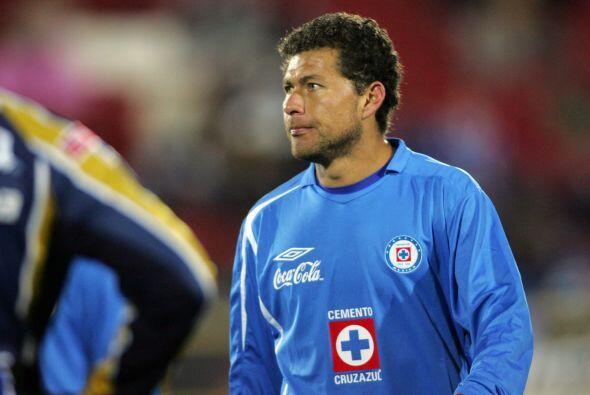 Con Cruz Azul el delantero maduró y logró mantener un ritm...