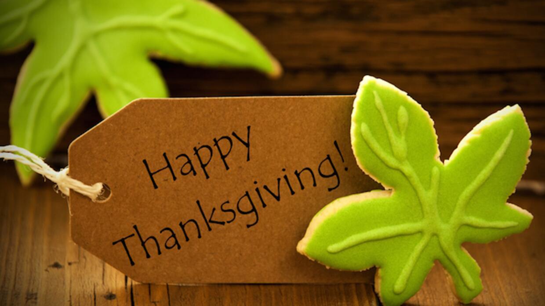 Make this a greener Thanksgiving
