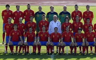 """España es el equipo más """"caro"""" del mundo, según la consultora Frontier E..."""