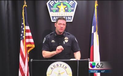 La Policía de Austin afirma que los comentarios hechos por políticos fed...