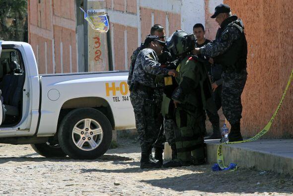 Buena parte del libro se centra precisamente en Tamaulipas, el estado do...
