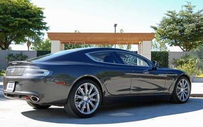 Para muchos este es el auto deportivo de cuatro puertas más elegante del...