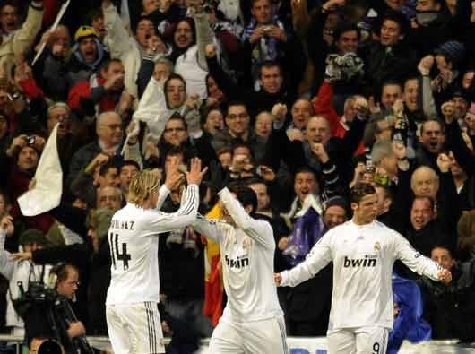 Este tanto encendió al Santiago Bernabéu, que sentí...