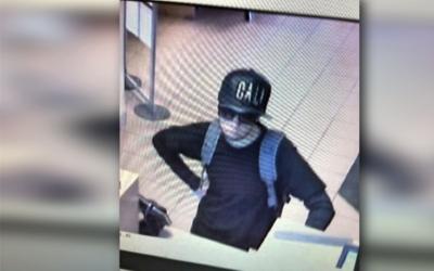 Ex oficial del LAPD acusada de robar un banco en el norte de California.