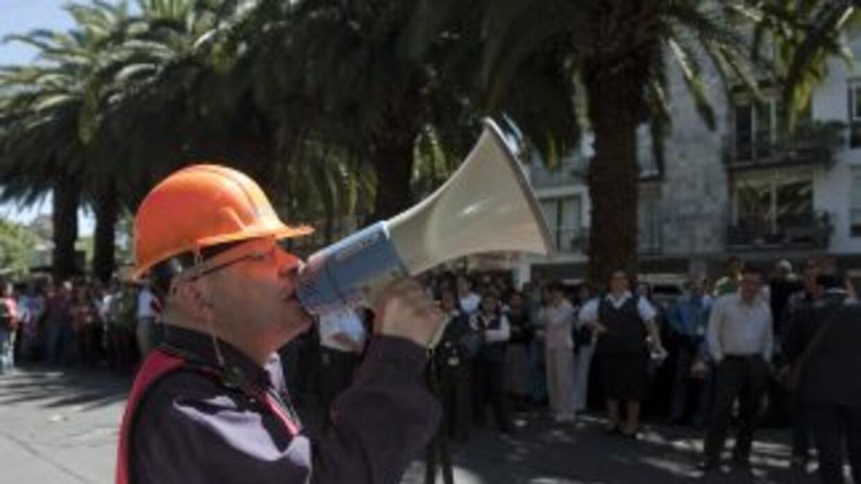 Sismo en México. (Imagen de archivo)