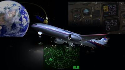 Ahora son 25 los países que buscan el avión perdido de Malaysia airlines