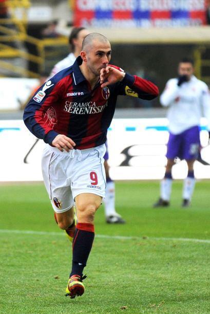 Marco Di Vaio puso en ventaja a los locales.