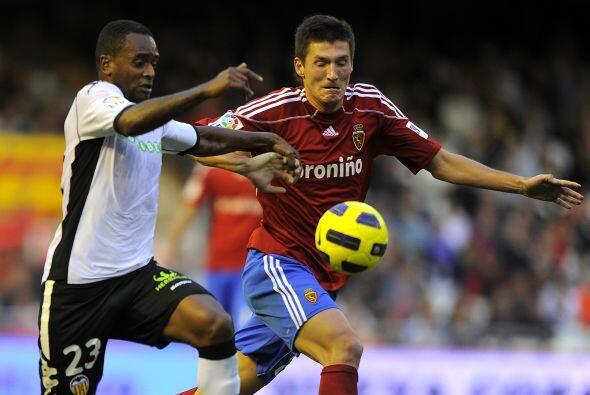 Los goles fueron obra de Mauricio Lanzaro, uno a favor y el otro en contra.