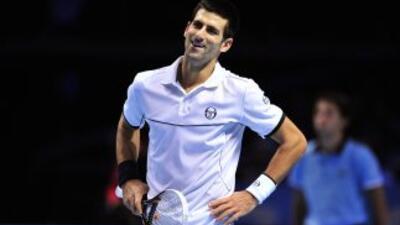El tenista serbio terminará el 2011 como el número uno del mundo.