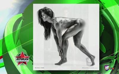 Michelle Lewin la Reina del Fitness
