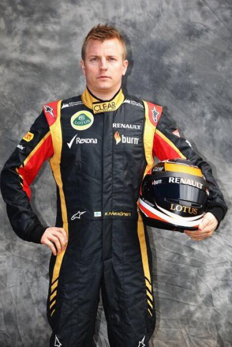 Kimi Räikkönen, Finlandia, Lotus-Renault.