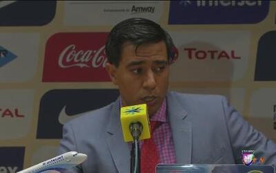 Cesar Farías: 'El final del partido fue caliente, se encontraron con un...