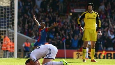 Chelsea complicó seriamente su camino en la Premier tras caer ante Cryst...