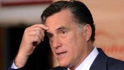 Superar la frontera de los 1,144 delegados permitiría a Mitt Romney conc...