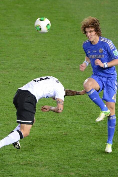 Chelsea quedó fuera de la Champions League en europa, así que para el 20...