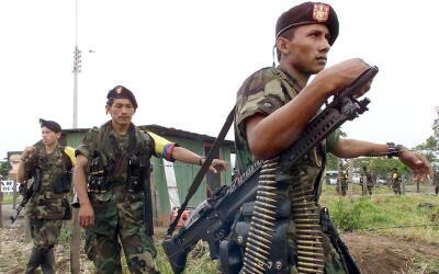 Soldados de las FARC