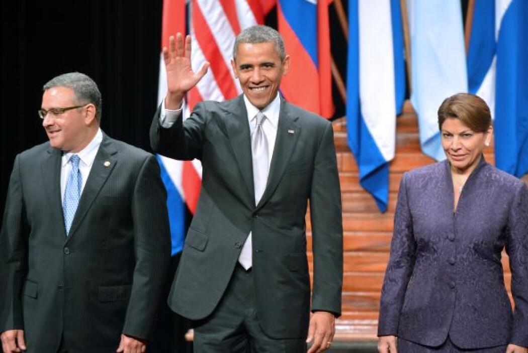 """Obama afirmó también que es importante """"mejorar el desarrollo de los peq..."""