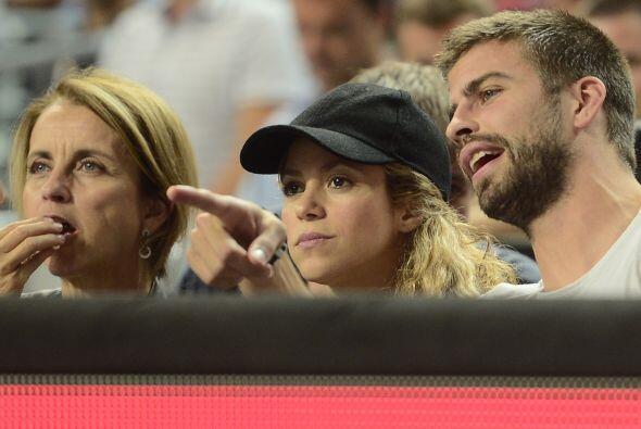 Desafortunadamente Shakira no pudo cumplir el deseo de su suegra, darle...