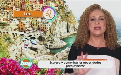Mizada Leo 23 de agosto de 2016