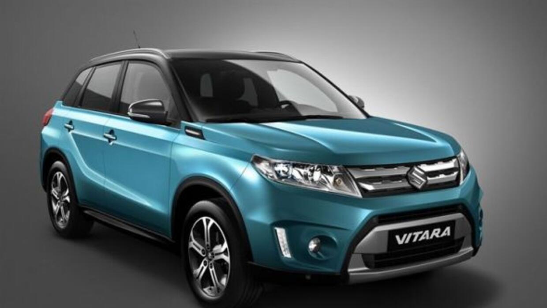 La nueva Grand Vitara presenta un diseño más moderno.