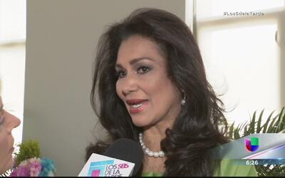 Wilnelia Merced le abre las puertas a Kristhielee a Miss Mundo Puerto Rico