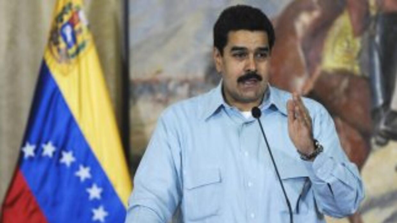 Nicolás Maduro aspira a ser elegido presidente el 14 de abril, en unos c...