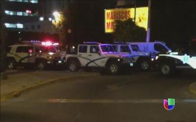 Mueren cuatro tras balacera en restaurante de Guadalajara