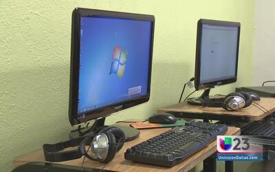 Sur de Dallas mejora su calidad de vida con internet de alta velocidad