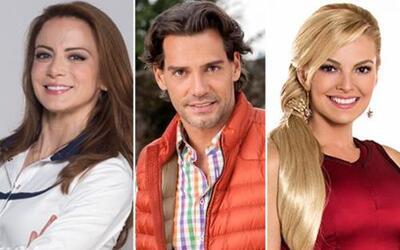 Estos actores son los más galanes y las más sensuales de las novelas nom...