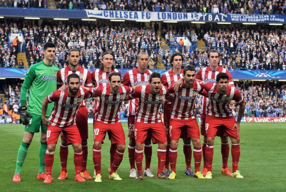 Se pensaba que el Atlético de Madrid se iba a desarmar al final de su bu...