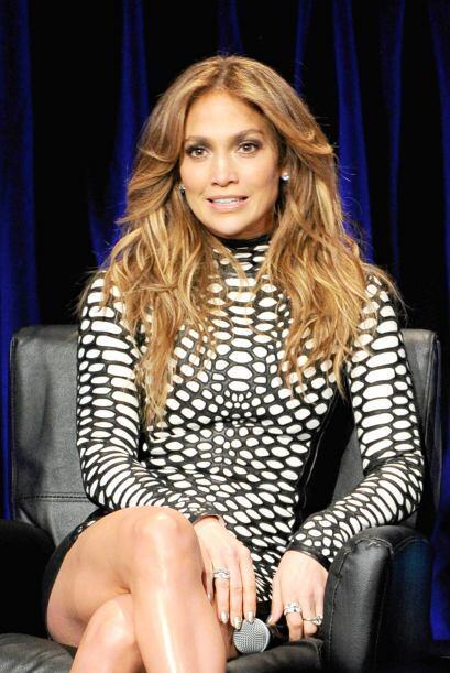 Jennifer Lopez La actriz y cantante latina consume alcohol sólo cuando t...