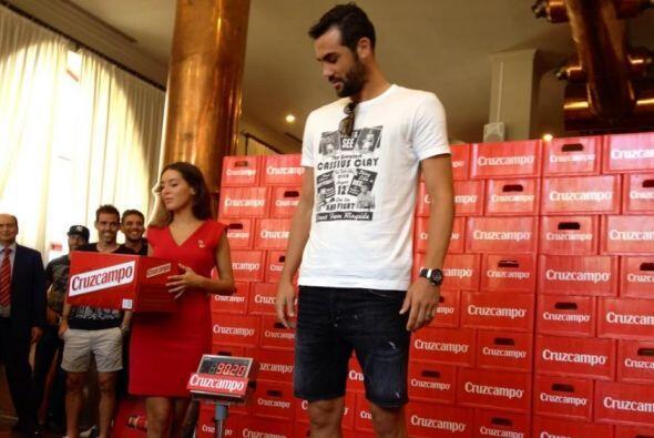 El acto tuvo lugar en la sede en la capital andaluza de la Fundaci&oacut...