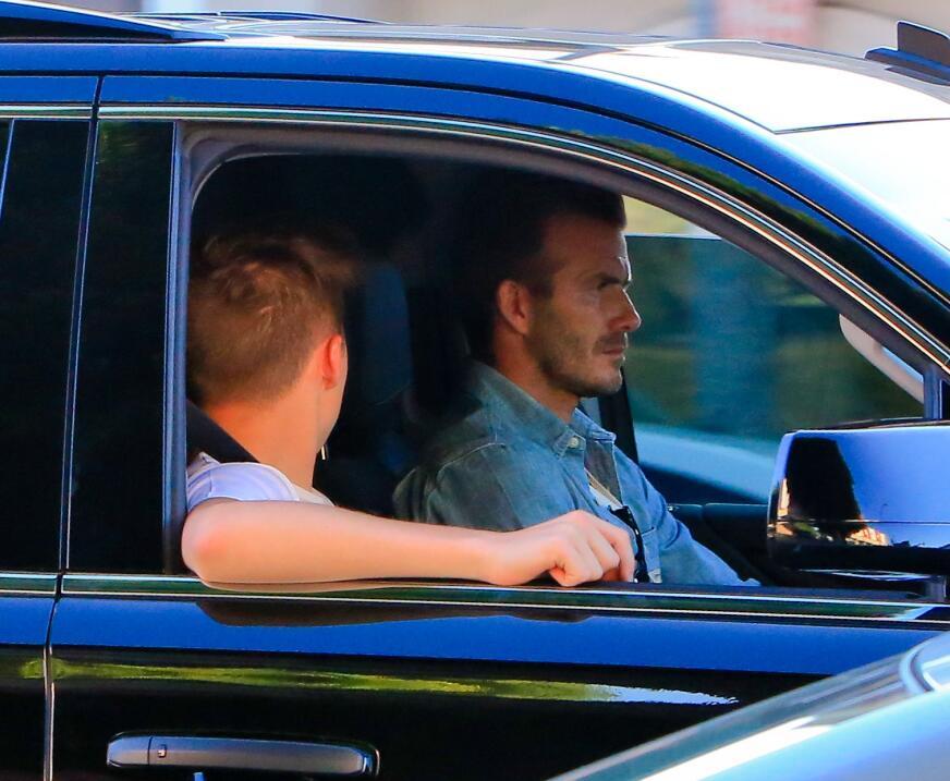 Harper y los Beckham