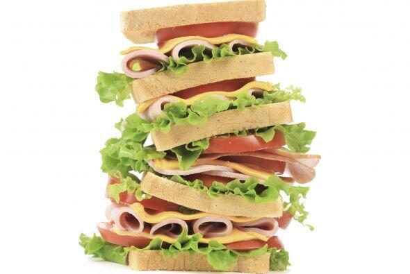 Ofrece variedad. Si estás cansada de los menús convenciona...
