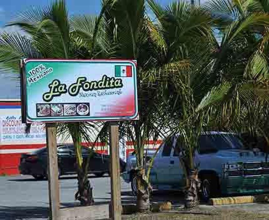 La FonditaDesde que abrió sus puertas en el 2000, La Fondita ha sido un...