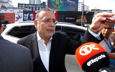 Ramón Fonseca, uno de los socios detenidos de la firma paname&nti...