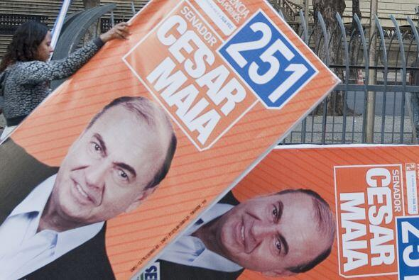 Las campañas tienen una duración de tres meses, para que los candidatos...
