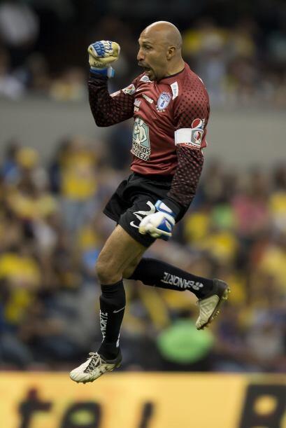 Oscar Pérez: Si Pachuca le ganó el América, un alto porcentaje de esto f...