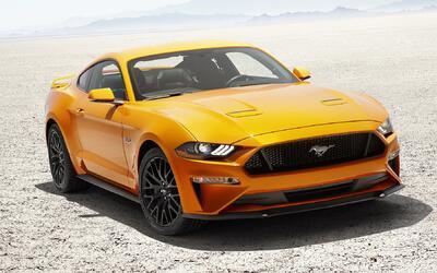 En Video: Conoce al Ford Mustang 2018 por fuera