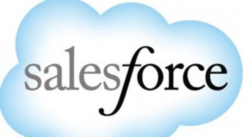 Salesforce. (Imagen tomada de Twitter).