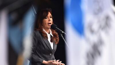 Cristina Fernández, investigada por presunta corrupción