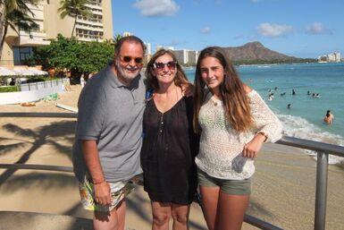 """""""Para mí, sin lugar a dudas, el Big Island de Hawaii es uno de mis lugar..."""